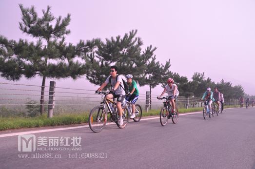 """2013东邵渠御皇李子——""""福禄文化""""骑行体验活动"""