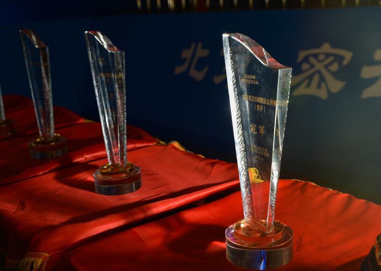 2015CBSA美式9球国际公开赛密云站落幕